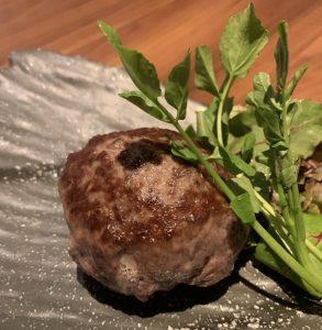 肉汁溢れるハンバーグ円居 横浜関内