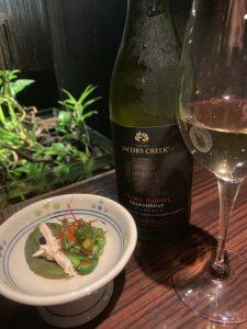 横浜関内でダブルバレルシリーズワインを堪能する