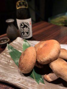 横浜関内のステーキ店「円居横浜関内」で旬のきのこを堪能