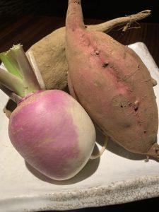 横浜関内で旬野菜とステーキを食べるなら【円居】