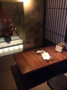 [円居 -MADOy- 横浜関内]の広々とした個室空間
