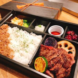 【円居 -MADOy- 横浜関内】で味わえる黒毛和牛弁当